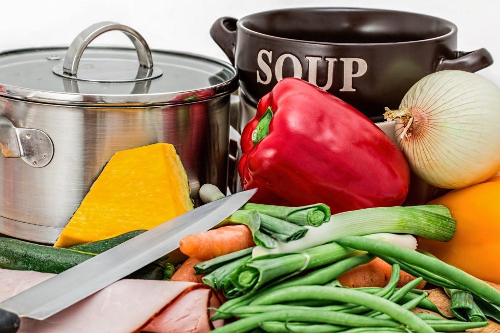 ダイエットに効果的な食材と太る原因 プロの調理師が教えます。