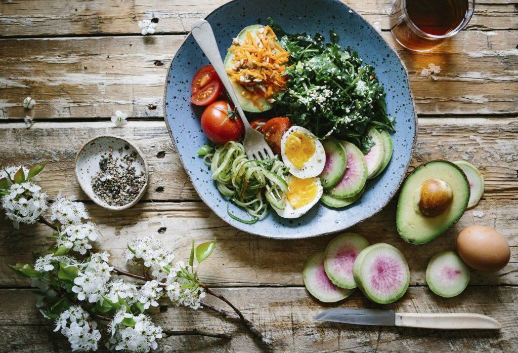 ダイエットに効果抜群の食事の仕方や食材