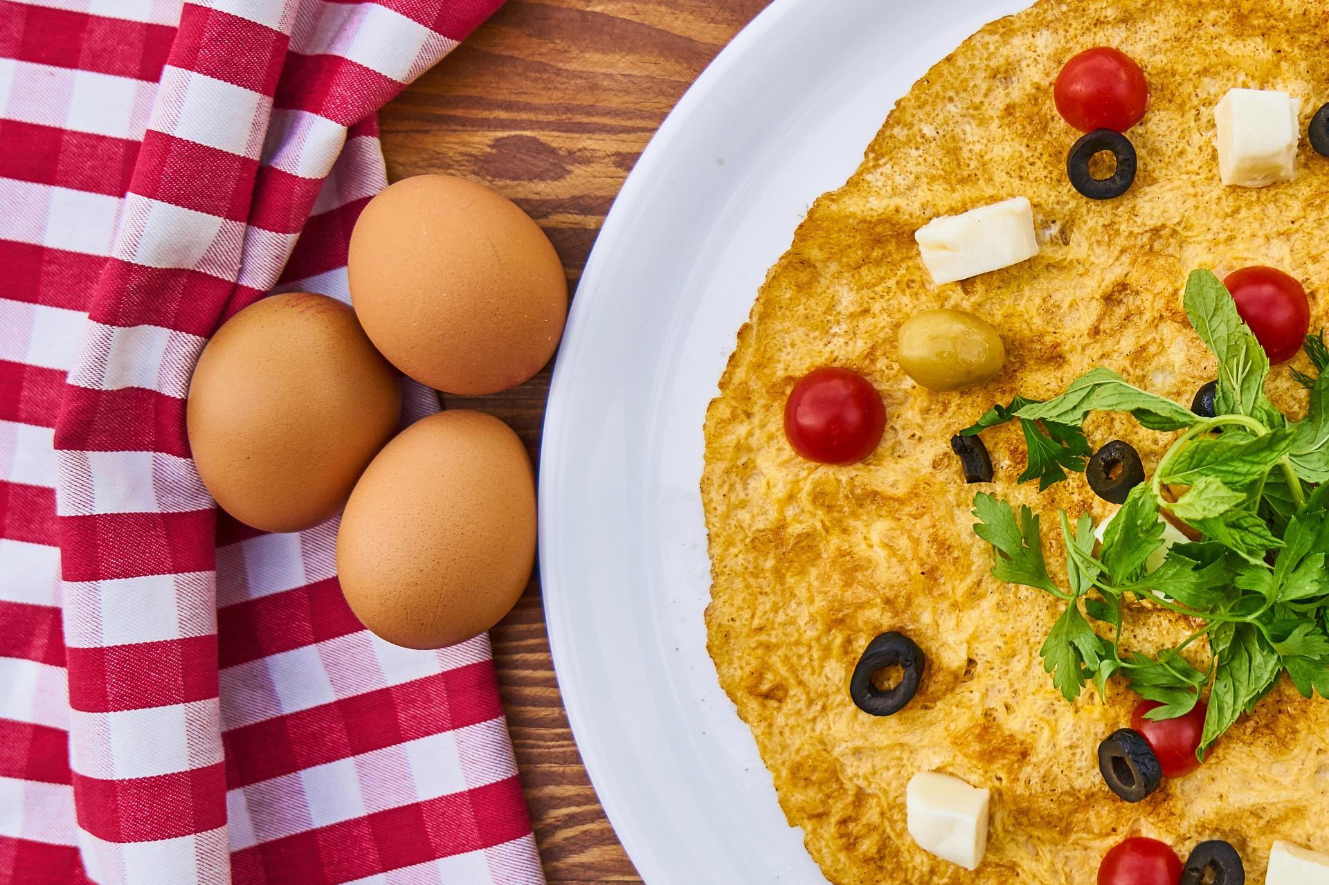 ダイエットに効果的な食材卵