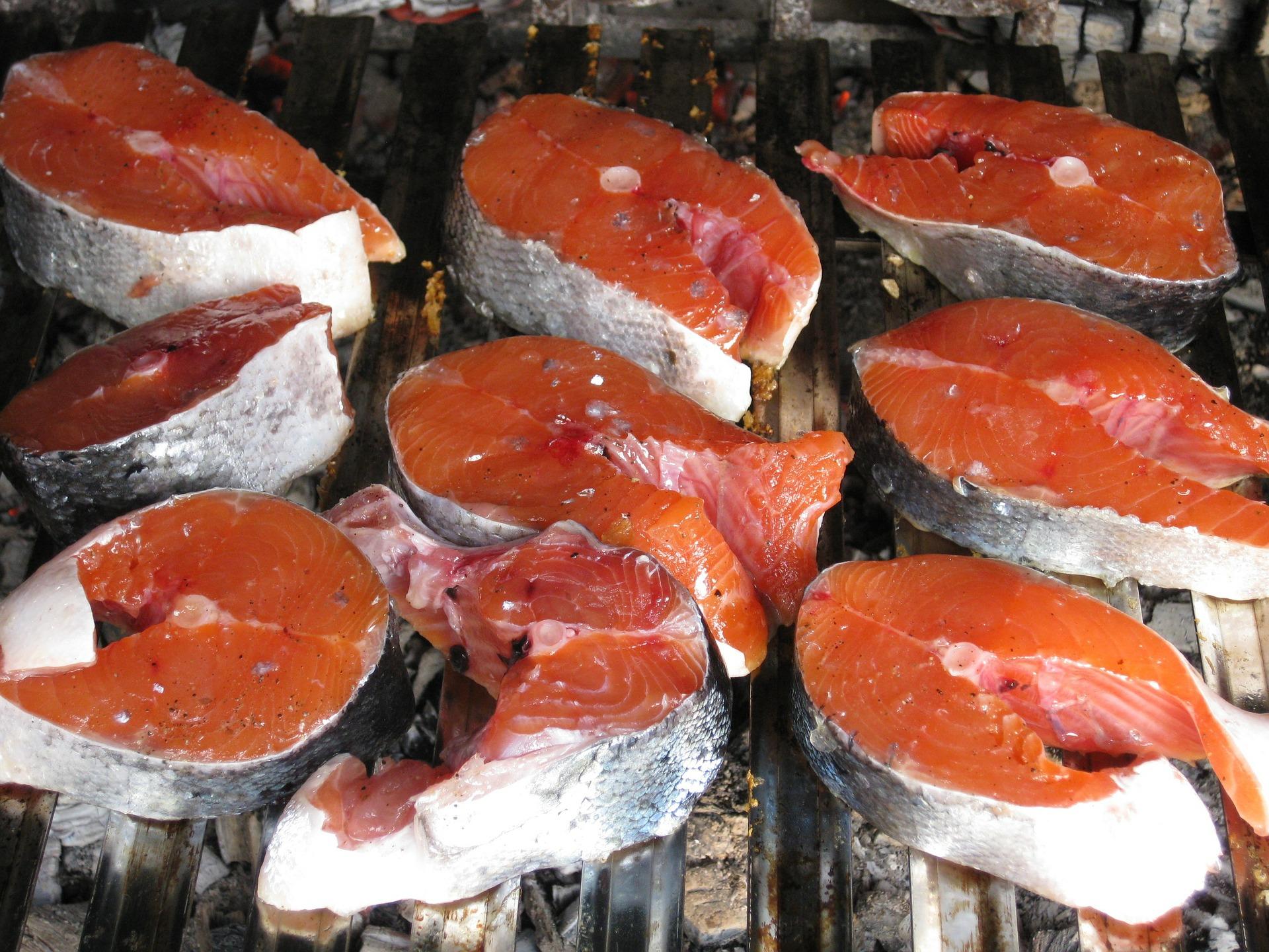 ダイエットに効果的な魚