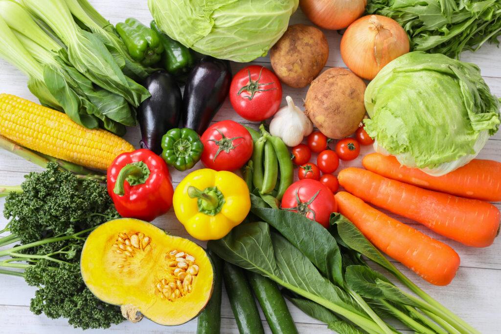 食物繊維が多く含まれる食品