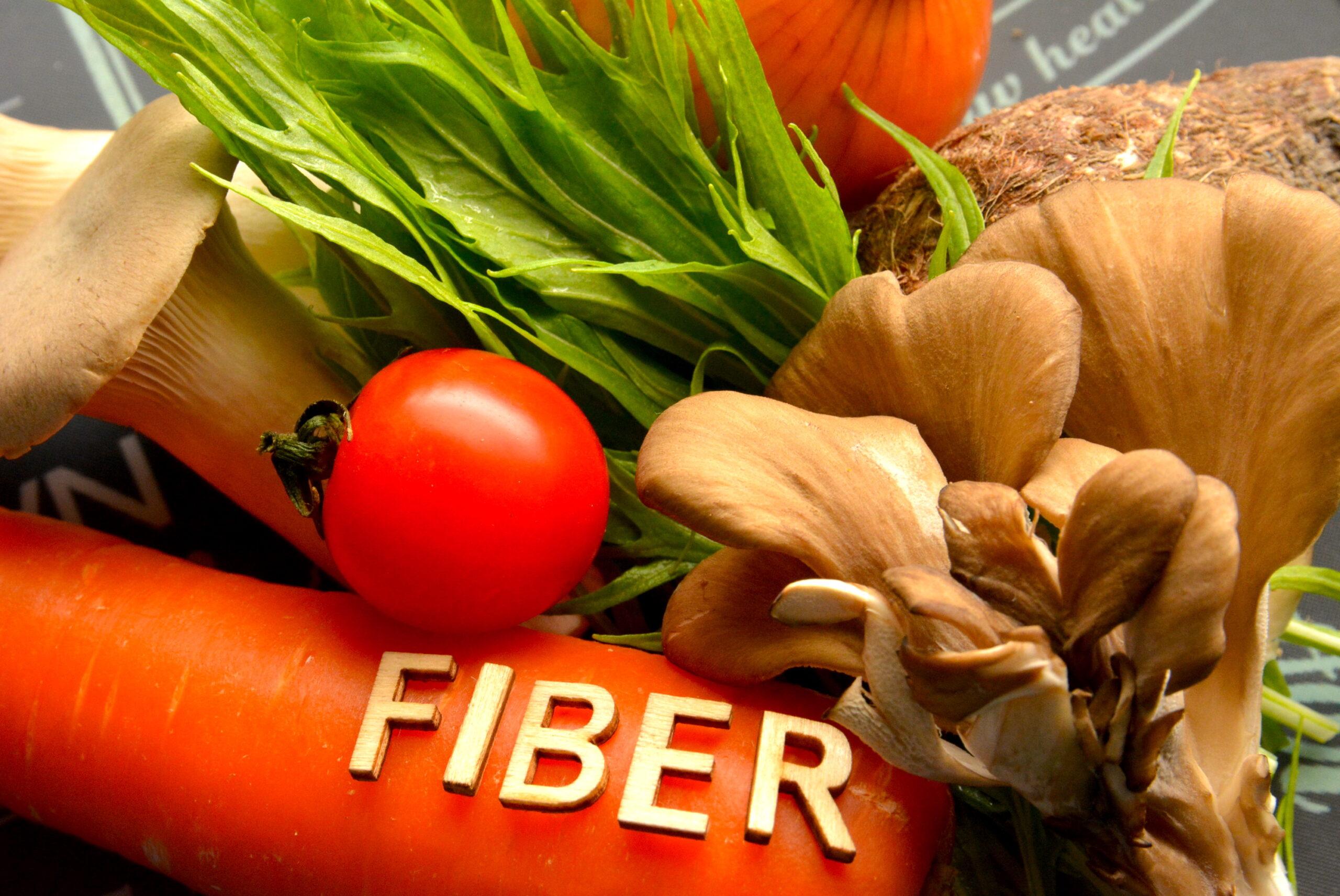食物繊維効果